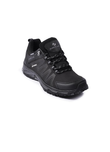 Hammer Jack 20106 Fresco Siyah Unisex Outdoor Ayakkabı Siyah